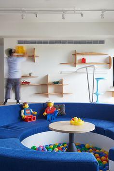 Lego Play Pond House