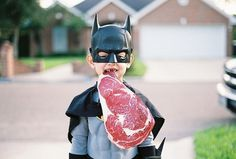 Untitled | Flickr - Photo Sharing! #flickr #batman #steak #photography #alvarez #mando