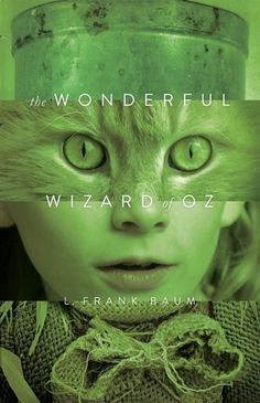 The Fox Is Black » Paul Bartlett, The winner of The Wonderful Wizard of Oz Re-Covered Books contest #book cover #redesign #wizard of oz #em