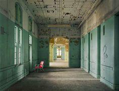Christopher Payne Documents Abandoned Psychiatric Hospitals
