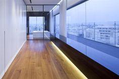 Tel Aviv Penthouse 2 by Pitsou Kedem Architects