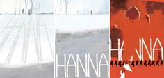 Hanna : Additional Ideas | Jock Movie Concepts #movie #alternate #poster