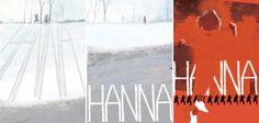 Hanna : Additional Ideas   Jock Movie Concepts #movie #alternate #poster