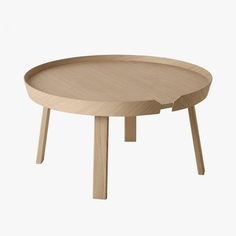 Around Coffee Table by Thomas Bentzen for Muuto. #coffeetable