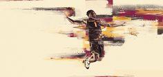 #illustration #basketball