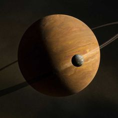Exoplanets: Stunning Miniature Scenes Shot With Model Planets by Adam Makarenko
