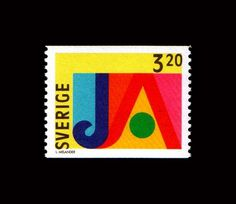 Ja stamp | Flickr - Photo Sharing! #stamp #melander #lars