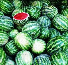 (19) Likes | Tumblr #food #watermelon