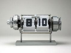 ボンバ アラームクロック  -インテリア雑貨・モダン家具のインテリアショップ / オンラインショップ(通 #design #product #industrial #flipclock #clock