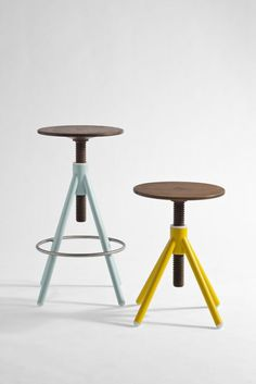 Thread by Coordination #minimal #furniture #stool