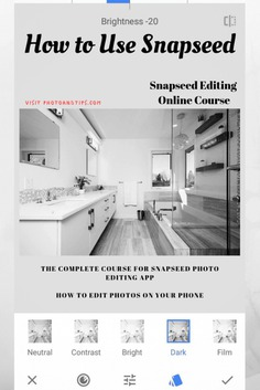 Those who are passionate about photo editing and want to achieve pro-like results are advised to join Snapseed Photo Editing Course Online. @photoandtips #snapseed #snapseedapp #snapseedediting #snapseedtips #snapseedtutorial #snapseedcourse #androidediting #smartphoneaditing #cameraapp #iPhonephotography #smartphonephotography #photoediting #iphonephototips #smartphonephototips