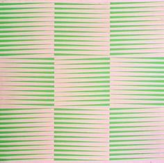 Richard Allen Green and Pink (c 1970)Acrylic on canvas72 x 72 inches #art