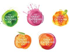 The Great Catering Company #logo