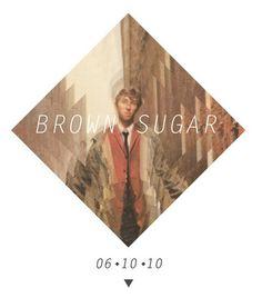 Noah Collin | Graphic Design #print #graphic design #poster #flyer #brochure #invite #noah collin #brown sugar