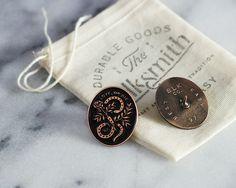 Enamel Pin #enamel pin #pin #hard goods #snake