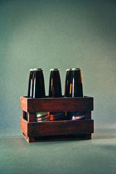 Cerveza Revolución. on Behance #labels #branding #bottles #bar #drinks