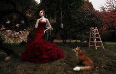 Fine Art Fashion Photography by Ilona Veresk