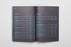 Annual Report Tomas Sabbatucci #design