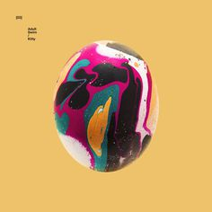 album art, color, egg, design,