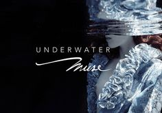 Underwater Muse on Behance #design #photography #logo #muse #underwater