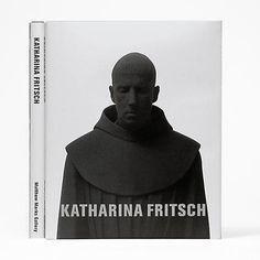 Books and Posters - Katharina Fritsch - Matthew Marks Gallery #white #katharina #book #black #cover #art #and #fritsch