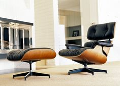 Dear Santa « Retro Pop Planet #miller #chair #lounge #herman #eames
