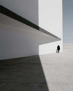 Minimalist Urban Photos in Lisbon, Portugal by Rita Neves