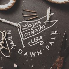 handlettering, typography
