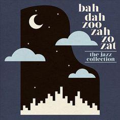Bah Dah Zoo Zah Zo Zat - Designers.MX #papercut #illustration