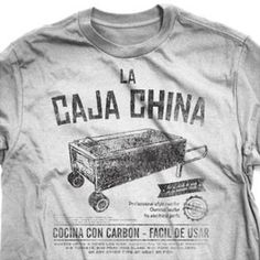 La Caja China T Shirt | Twentyone Creative #cuban #tshirt #vintage