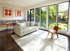 5th Avenue House – Inner Richmond Contemporary Remodel by Jeff King