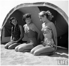 Nina Leen #inspiration #white #black #photography #and