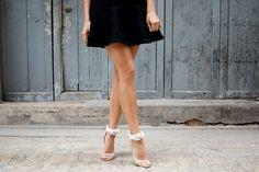 DIY knotted rope heels 11 #diy #knot #heels