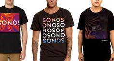 Bruce Mau Design | Sonos #branding #sonos #design #graphic #merchandising #logo