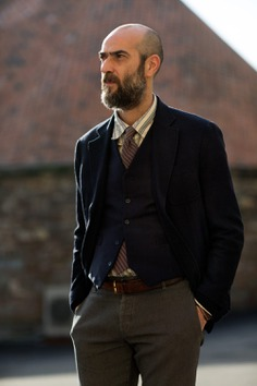 The Fortezza, Florence | The Sartorialist