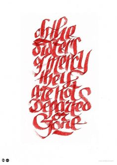 Lord Bunn's Activity - Society6 #calligraphy #lettering #lyrics #lord #type #bunn