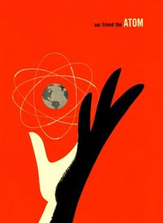 Tumblr #globe #red #hand #earth #poster #atom