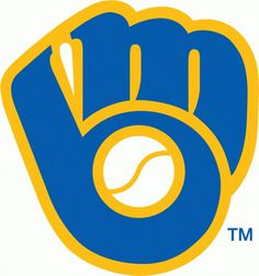 1978–1993 Milwaukee Brewers Logo #vintage #logo #baseball #brewers