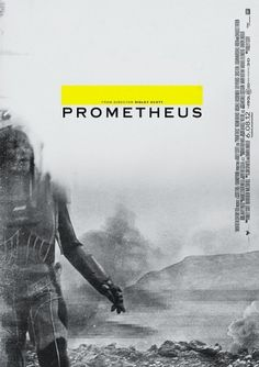 RIDLEY SCOTT'S #movie #ridley #print #prometheus #poster #film #scott