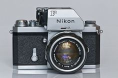 Nikon F Photomic #nikon #SLR #camera #industrial