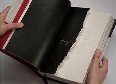 — My Unborn Daughter - Briana Garelli / Communication Design #book #typography