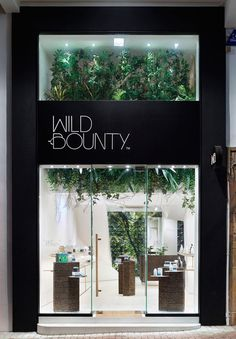 three dogs wild bounty flagship store designboom02 #shop