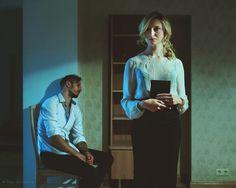 Fine Art Portrait Photography by Olga Astratova