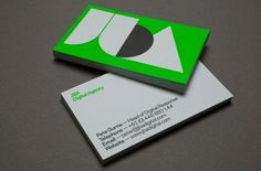 JBA Identity - v2a #agency #digital #identity #stationery #green