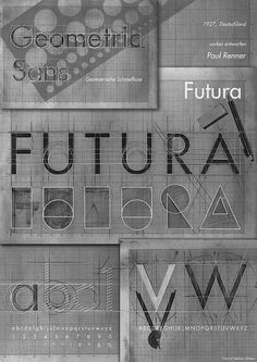 Futura #futura #design #graphic #typography