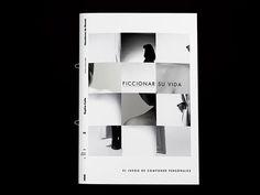 Hacedores de mundo / Sophie Calle on Behance #cover #editorial
