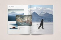 The Great Discontent Magazine spread3 #layout #design