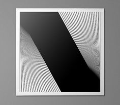 Manifesto. on the Behance Network #typography #contrast #line #black and white #manifesto