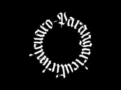 Calligraphy Practice #calligraphy #circle #mexico #spanish #type #typography