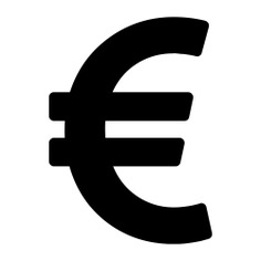 See more icon inspiration related to euro, money, euros, currency, commerce and euro money on Flaticon.
